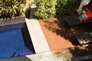 Beautiful Pool Patio in San Francisco