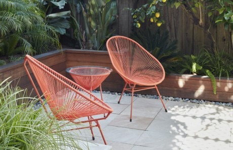 Patio Chairs | San Francisco Landscaping